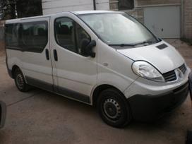 Renault Trafic. Prekiaujam tik renault