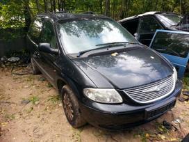 Chrysler Voyager. Amerikietiškų automobilių