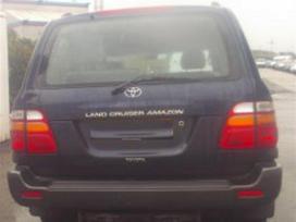Toyota Land Cruiser dalimis. 4.2 td automatas