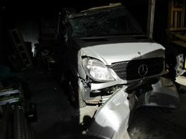 Mercedes-benz Sprinter. Kemperis