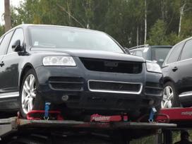 Volkswagen Touareg dalimis. Touareg