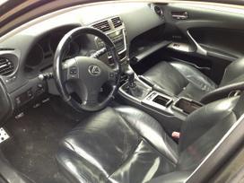 Lexus Is 220. Vairo komplektas parduotas.