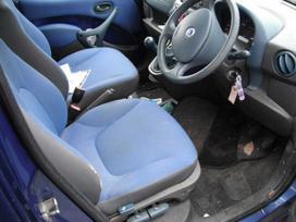 Fiat Doblo dalimis. Galimas detalių siuntimas