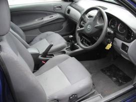 Nissan Almera dalimis. Galimas detalių