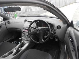 Toyota Celica dalimis. Galimas detalių