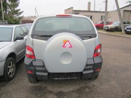 Renault Scenic dalimis. Iš vokietijos.greičių