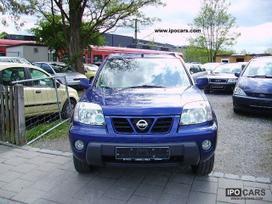 Nissan X-trail. Naudotu ir nauju japonisku