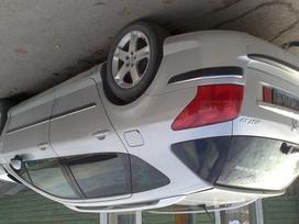 Peugeot 407. Turiu skardinius r16 ratlankius