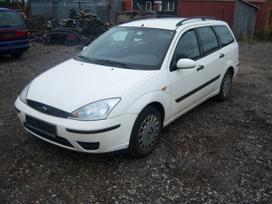 Ford Focus. Europa 