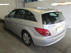 Mercedes-benz R klasė dalimis. 3.0 td dalimis