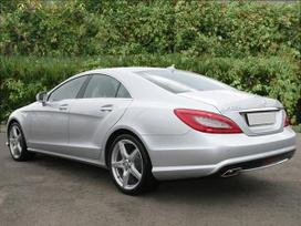 Mercedes-benz Cls klasė. Platus naudotų
