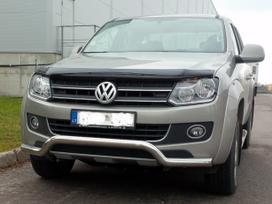 Volkswagen Amarok. Naujas krovinines dalies