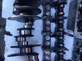 Mercedes-benz Ml klasė. 4.0 l MB variklis.