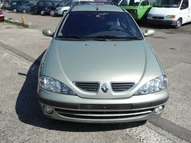 Renault Megane. Is sveicarijos ( ch )