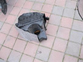 Audi A4. Pr buferis-stopai- galinis