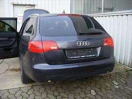 Audi A6. Bmk, vairo komplektas