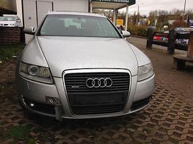 Audi A6. Bmk, quattro, vairo perkelimo