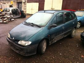 Renault Scenic. Naudotos automobiliu dalys
