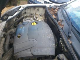 Renault Kangoo dalimis. Variklis 1.5dci dirba