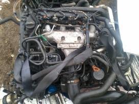 Peugeot 807 dalimis. Turime ivairiu