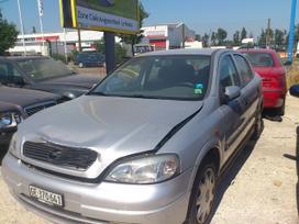 Opel Astra dalimis. Iš prancūzijos. esant