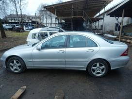 Mercedes-benz C klasė. Specializuota mercedes