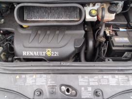 Renault Espace dalimis. Turime ivairiu