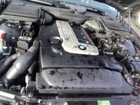 Bmw 525. Bmw 525 d 2002m. automatine pavarų