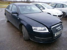 Audi A6 dalimis. Audi a6 2005m. 2.0tdi