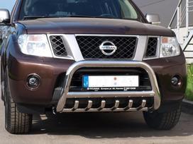Nissan Navara. Priekinis lankas nissan navara