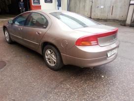 Dodge Intrepid. Amerikietiškų automobilių