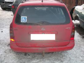 Opel Astra dalimis. Opel astra 00m. 2.0d, ,
