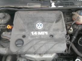 Volkswagen Polo dalimis. Volksvagen polo 00m.