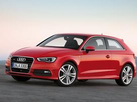 Audi A3. Naujų originalių automobilių detalių