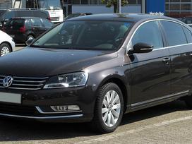Volkswagen Passat. Naujų originalių