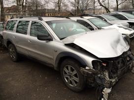 Volvo Xc70. Europine, odinis salonas,