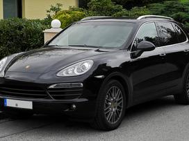 Porsche Cayenne. Naujų originalių automobilių