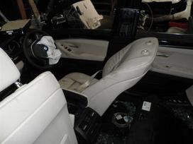 Bmw 5 serija. 520td mechanika dalimis