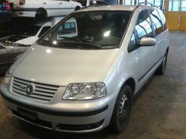 Volkswagen Sharan dalimis. 4 motion