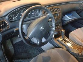 Peugeot 607 dalimis.  europa is