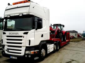 Scania R480, vilkikų nuoma