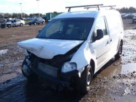 Volkswagen Caddy dalimis. Pristatymas visoje