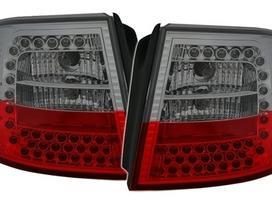 Audi A6 dalimis. Audi a6 priekiniai tuning