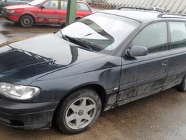 Opel Omega dalimis. возможна доставка