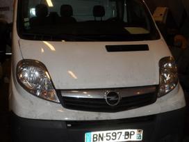 Opel Vivaro dalimis. возможна доставка