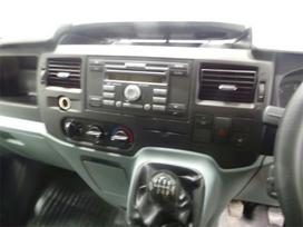 Ford, Trazit, krovininiai mikroautobusai