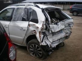 Renault Koleos dalimis. Prekiaujame tik