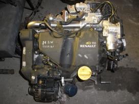 Renault Scenic. Probeg 12500mil k9k t836