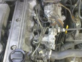Audi A6 dalimis. Audi a6 96m.2.5tdi 6begiu