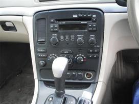 Volvo S80. Navigacija d5 sviesus odinis